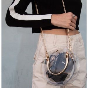Brandy Melville Bags - Brandy Melville Clear Purse